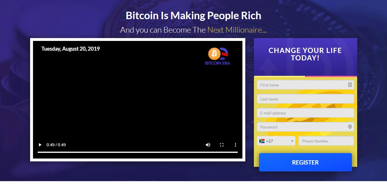 Como usar o aplicativo Bitcoin Era?