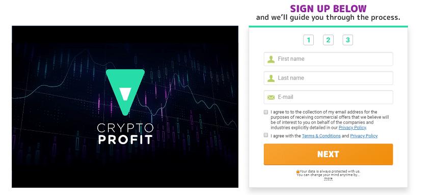 Crypto Profit Como usar o aplicativo Crypto Profit?