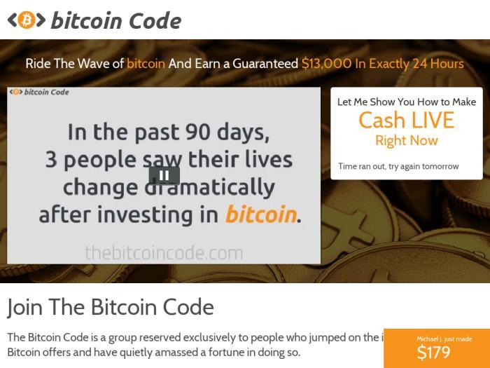 Bitcoin Code Como usar o aplicativo Bitcoin Code?
