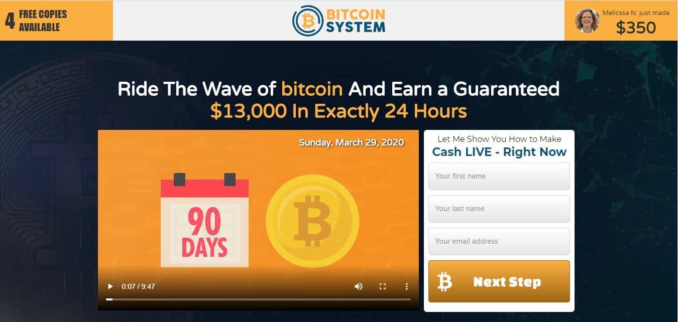 Bitcoin System Como usar o aplicativo Bitcoin System?