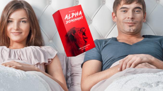 Alphadominant Instruções de uso do Alphadominant