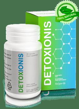 Detoxionis o que é isso?