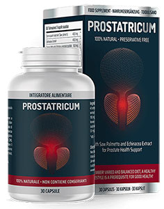 Prostatricum o que é isso?