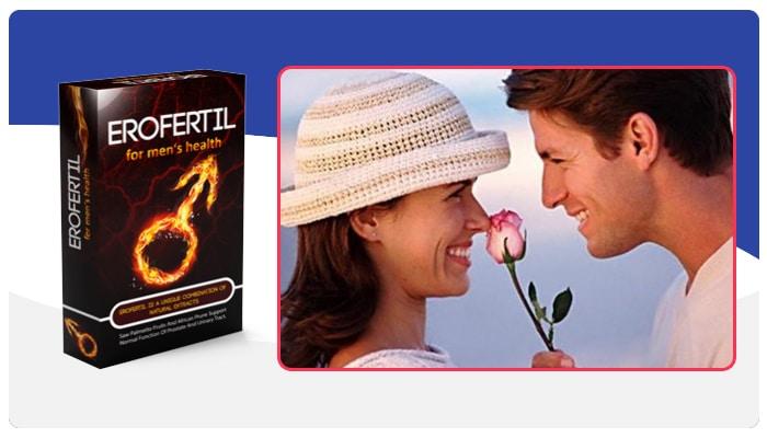 Erofertil Instruções de uso do Erofertil