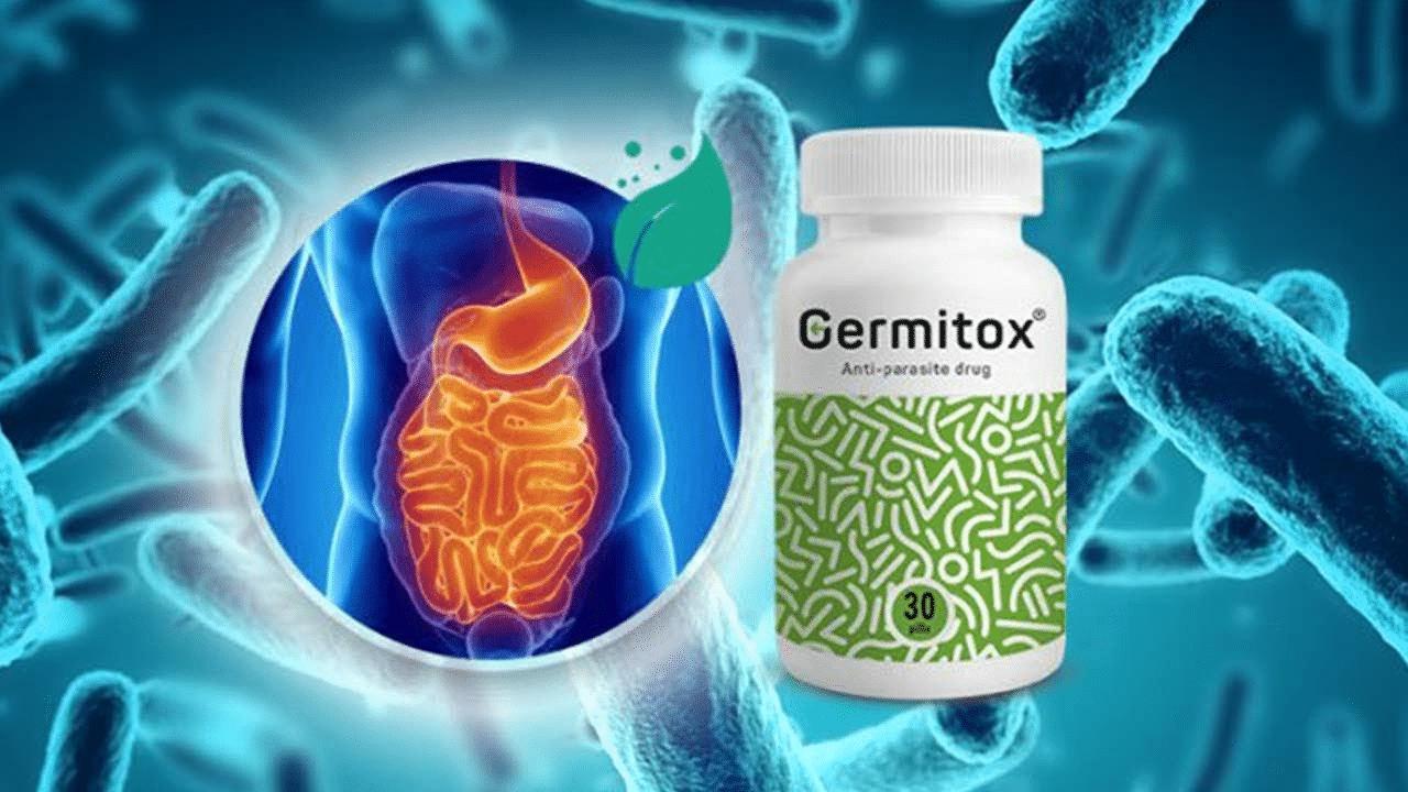 Germitox Instruções de uso do Germitox
