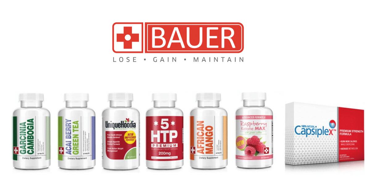 Avaliações Bauer Nutrition