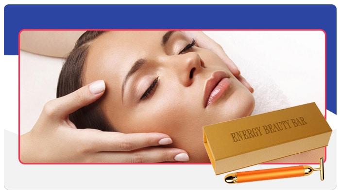 Energy Beauty Bar Instruções de uso do Energy Beauty Bar
