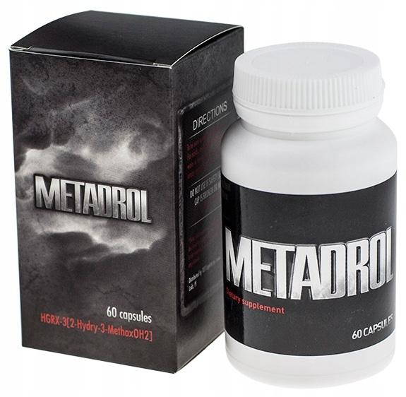 Metadrol o que é isso?