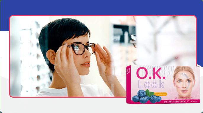 Instrução: como usar O. K. Look?