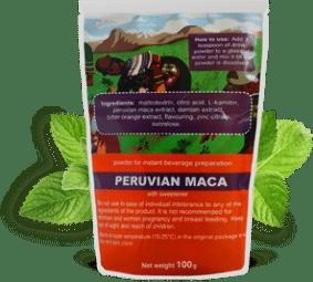 Peruvian Maca o que é isso?