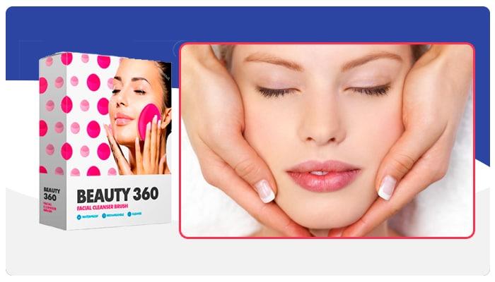 Instrução: como usar Beauty 360?