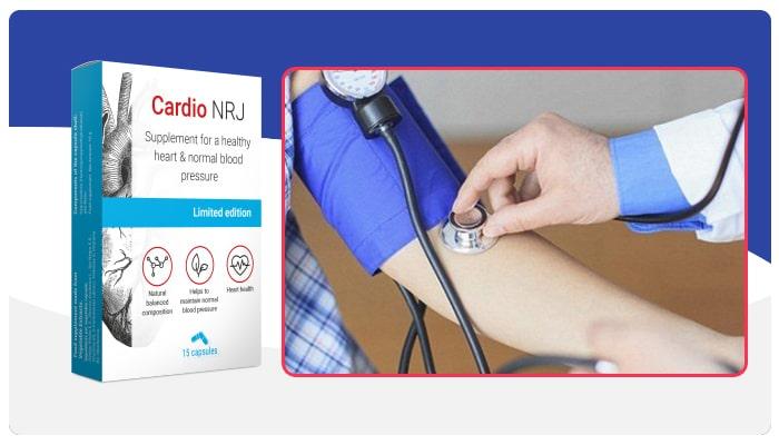 Cardio NRJ Instruções de uso do Cardio NRJ