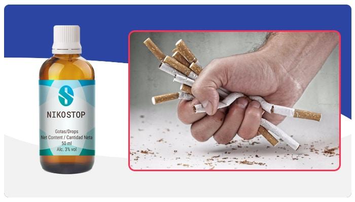 Nikostop Antistress Instruções de uso do Nikostop Antistress