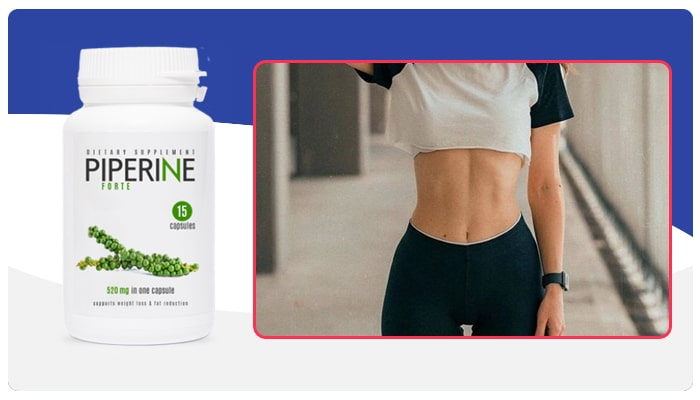 Piperine Forte Como funciona?