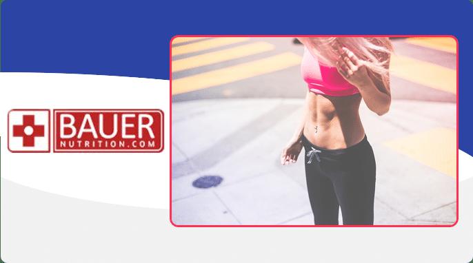Instrução: como usar Bauer Nutrition?