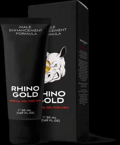 Rhino Gold Gel o que é isso?