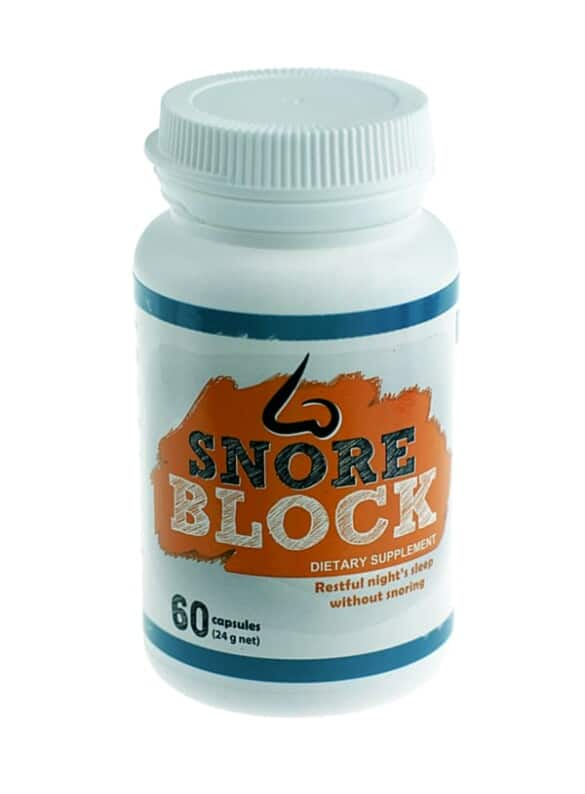 SnoreBlock o que é isso?