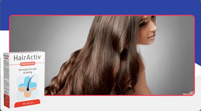 HairActiv Instruções de uso do HairActiv