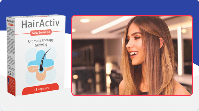 HairActiv Como funciona?