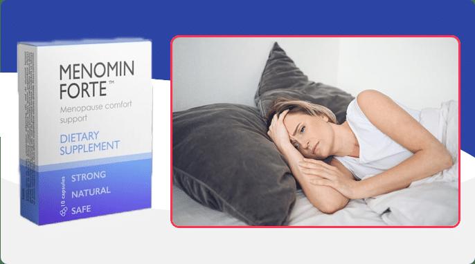 Instrução: como usar Menomin Forte?