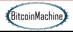 Resenhas Bitcoin machine