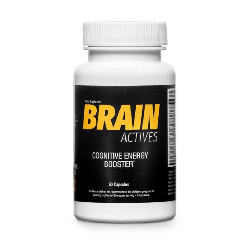Resenhas Brain Actives