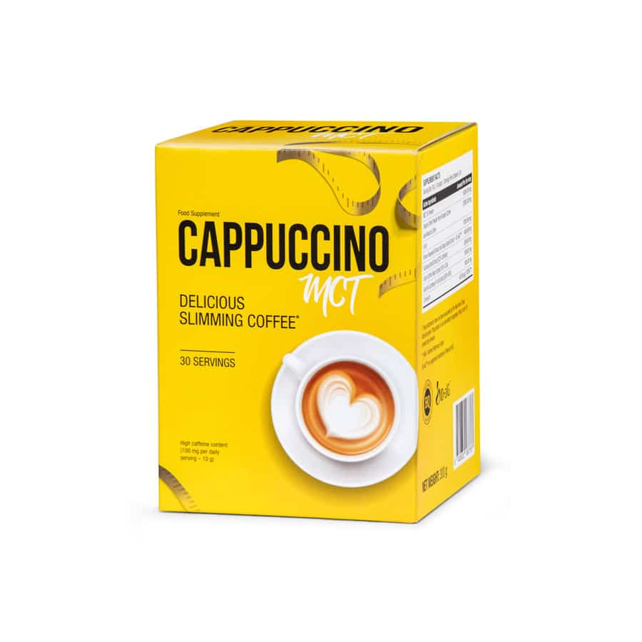 Resenhas Cappuccino MCT