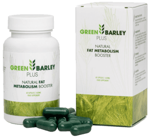 Resenhas Green Barley Plus