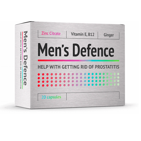 Resenhas Men's Defence
