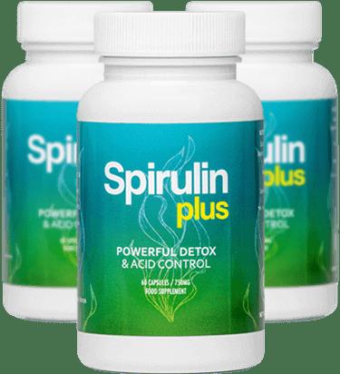 Resenhas Spirulin Plus