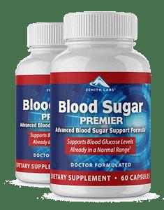 Resenhas Blood Sugar Premier