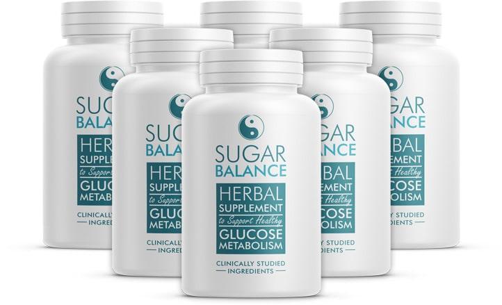 Avaliações Sugar Balance